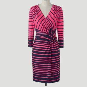 Coldwater Creek | Faux Wrap Dress | EUC